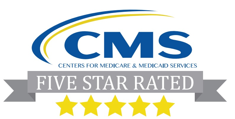 CMS 5-Star Rating Logo